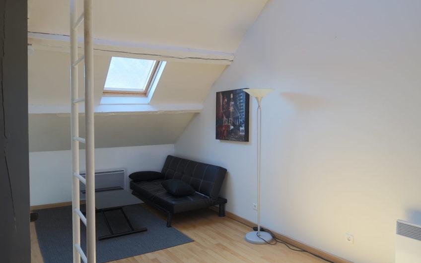 Appartement meublé en hyper centre