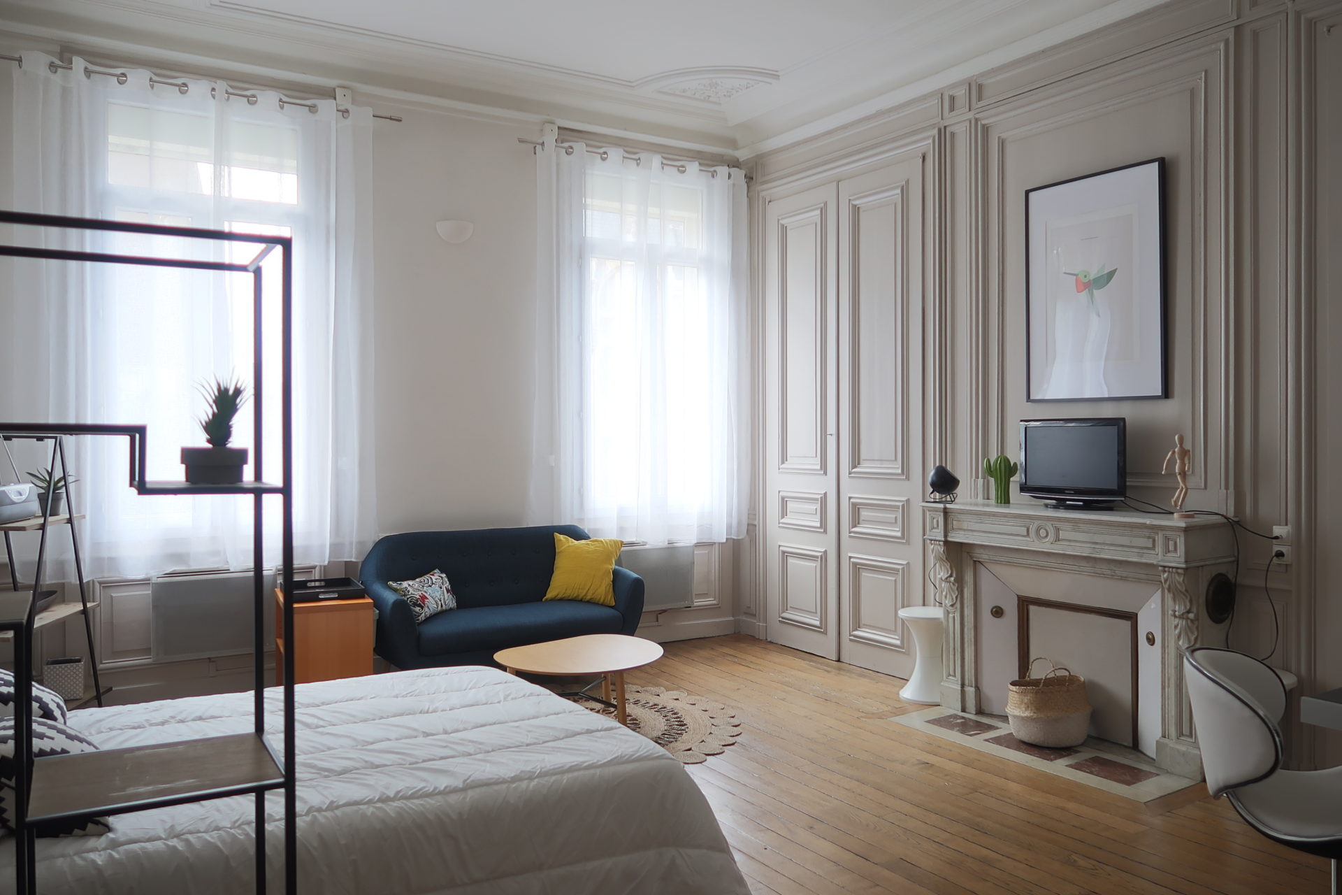 Magnifique studio meublé en hyper centre