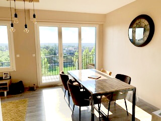Appartement lumineux Henriville Providence