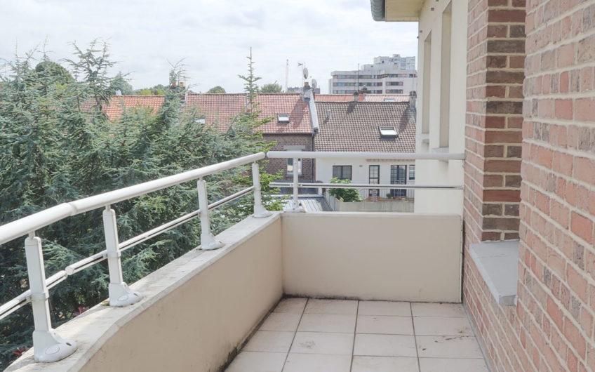 T3 avec balcons et ascenseur à la Hotoie
