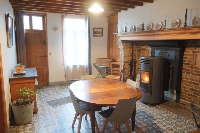Maison de 112 m2 dans un   charmant village  (PISSY) à 15 mn du CHU Sud D'Amiens