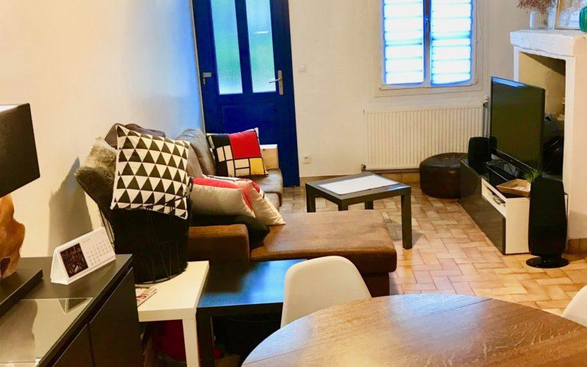 Maison de 62 m2 dans le quartier historique d'Amiens