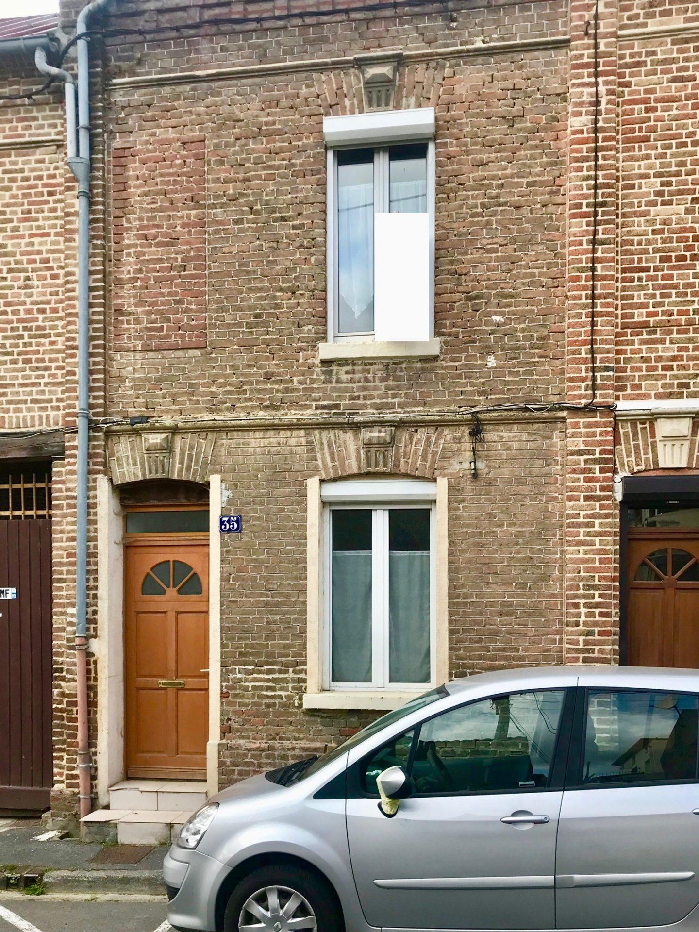 Maison Amiénoise de 55 m2 Quartier RENANCOURT Amiens