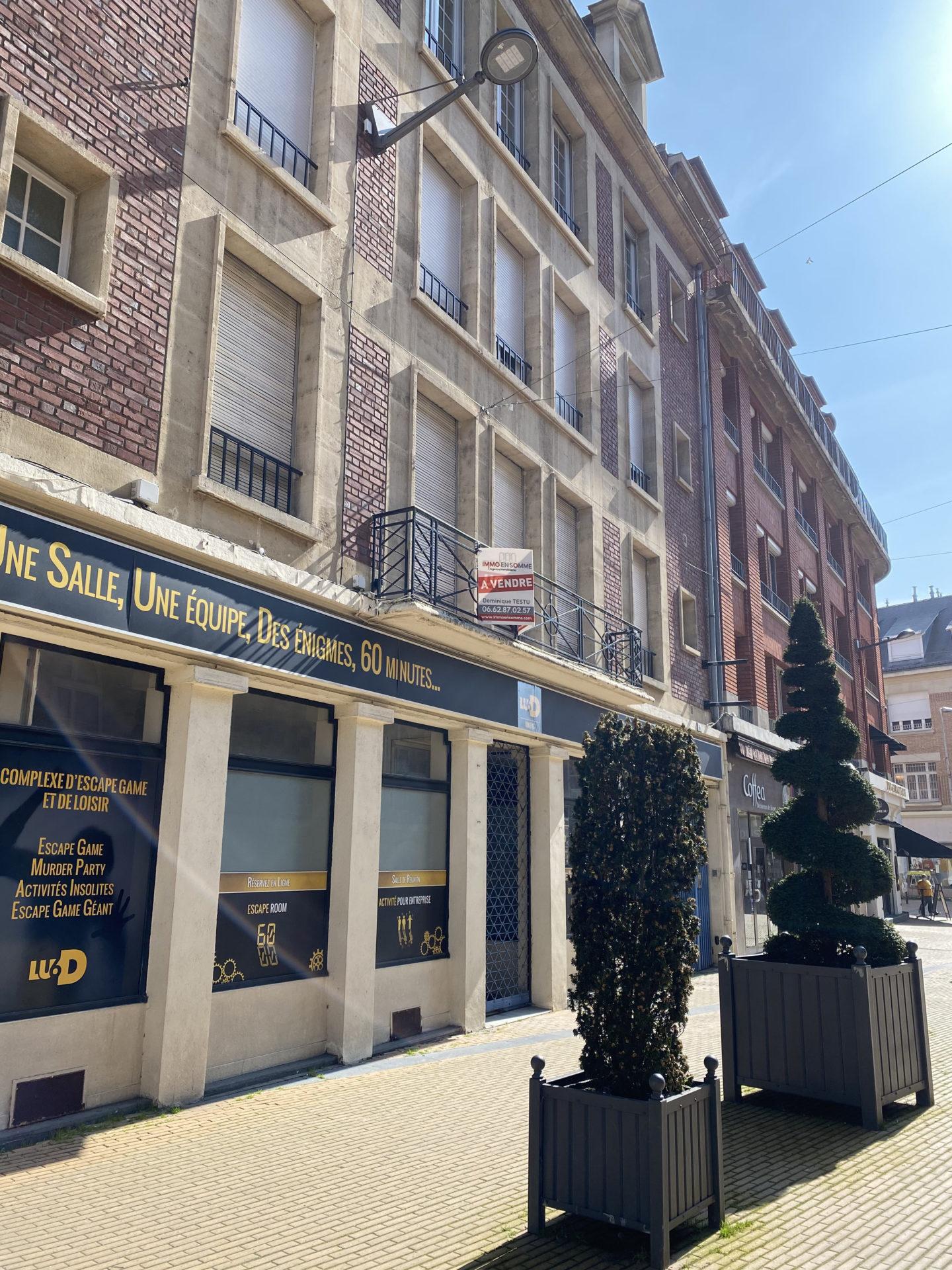 Appartement de 127m2    Centre Ville Amiens