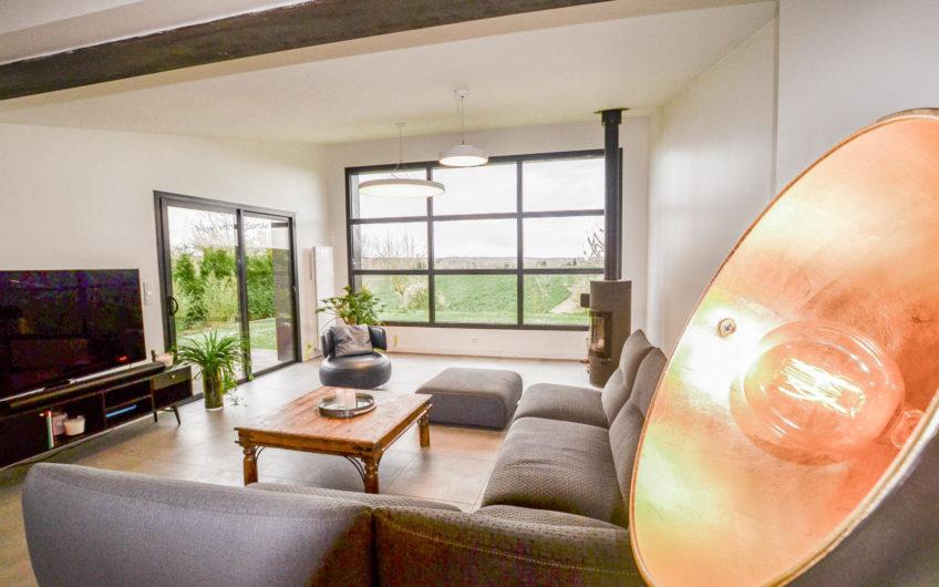 Boves, pavillon individuel avec garage et jardin
